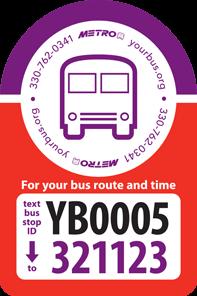 Akron Metro Bus Metro Rta Akron Metro Bus Schedule