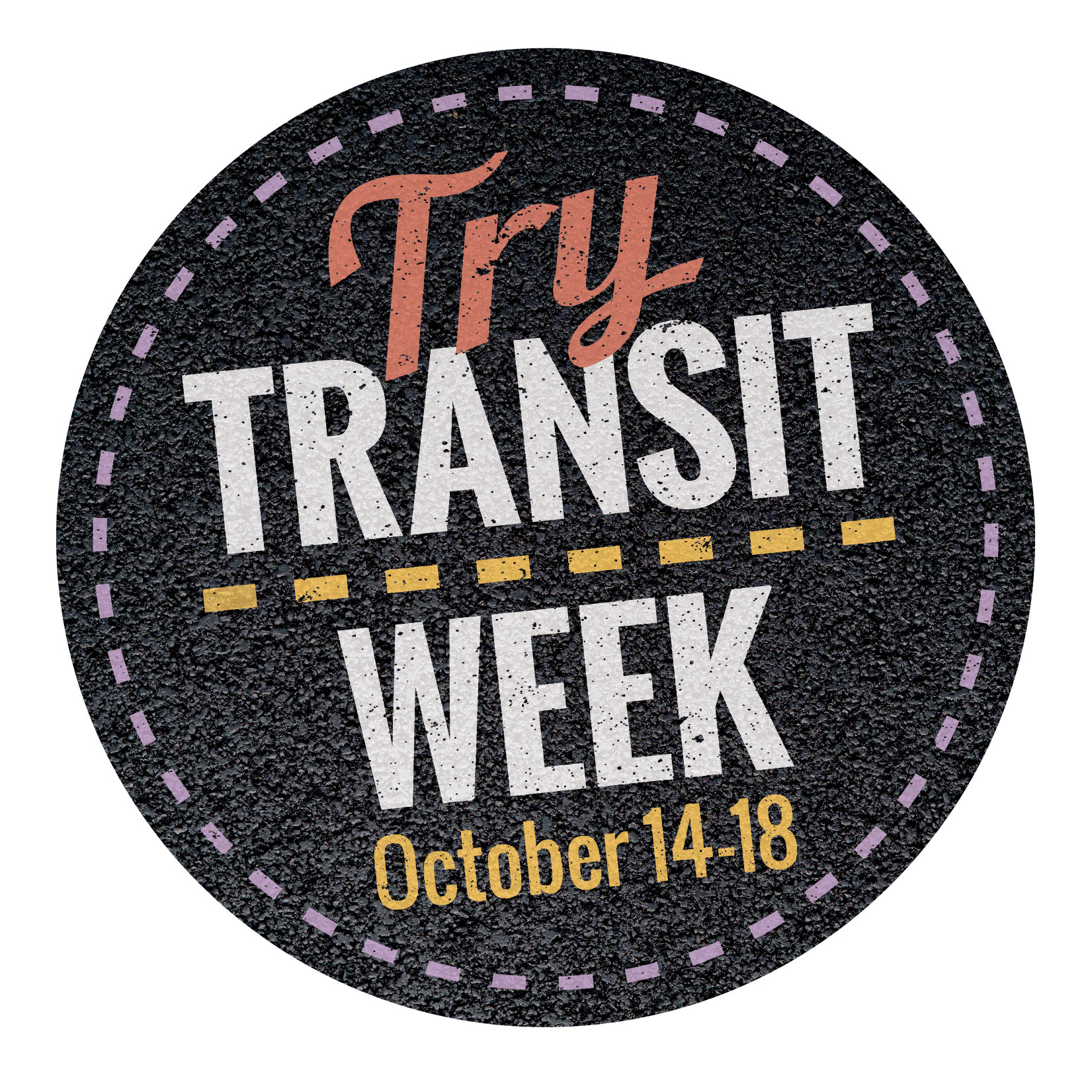 Try Transit Week graphic