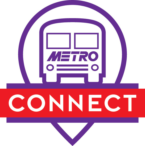 METRO Connect logo