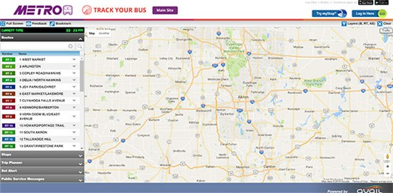 rta bus route map pdf